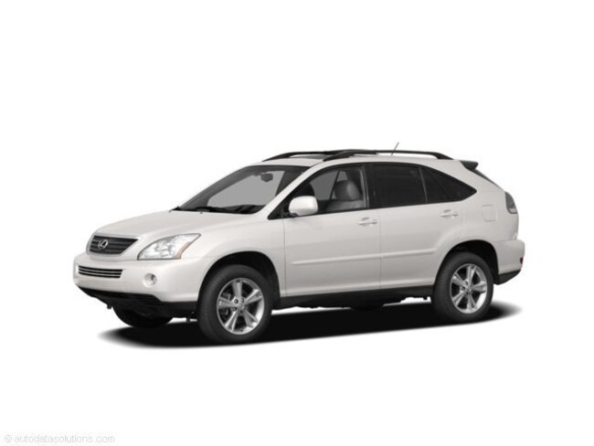 Used 2006 LEXUS RX 400h For Sale at Lester Glenn Collision