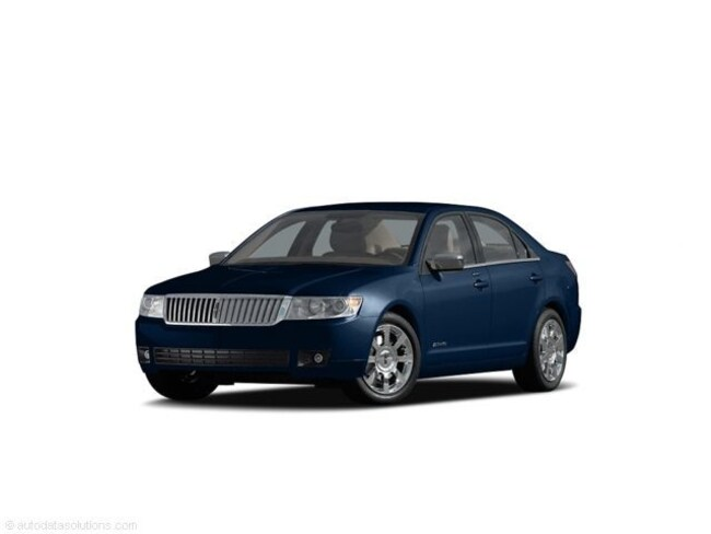 Used 2006 Lincoln Zephyr For Sale At St George Lincoln Vin