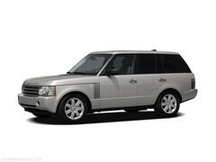 2006 Land Rover Range Rover HSE SUV