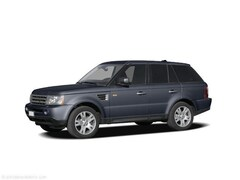Used 2006 Land Rover Range Rover Sport HSE SUV in New England