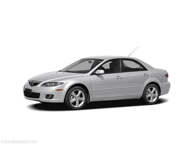 2006 Mazda Mazda6 s Sedan