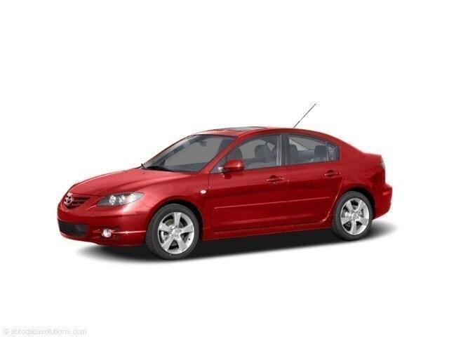 2006 Mazda Mazda3 i Touring Sedan