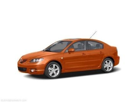 2006 Mazda Mazda3 s Grand Touring Sedan