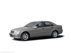 2006 Mercedes-Benz C-Class Luxury Sedan