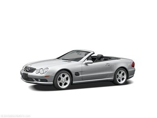 Pre-Owned 2006 Mercedes-Benz SL-Class 5.0L Convertible for sale in McKinney, TX