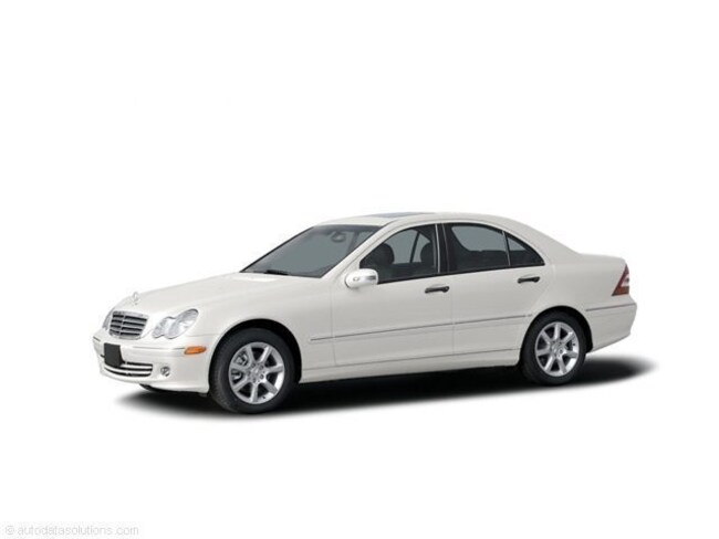 Used 2006 Mercedes-Benz C-Class C 230 Sedan For Sale Alhambra, CA