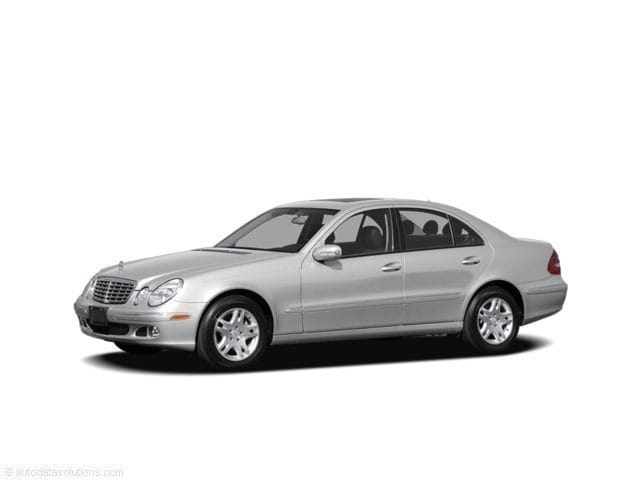 2006 Mercedes-Benz E-Class 5.0L Sedan