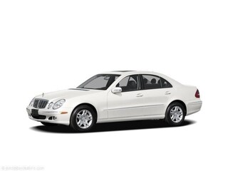 2006 Mercedes-Benz E-Class Base Sedan