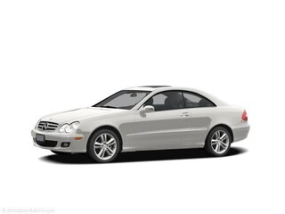 Pre-Owned 2006 Mercedes-Benz CLK-Class Base Coupe for sale in Albany, GA