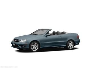 2006 Mercedes-Benz CLK-Class Base Convertible