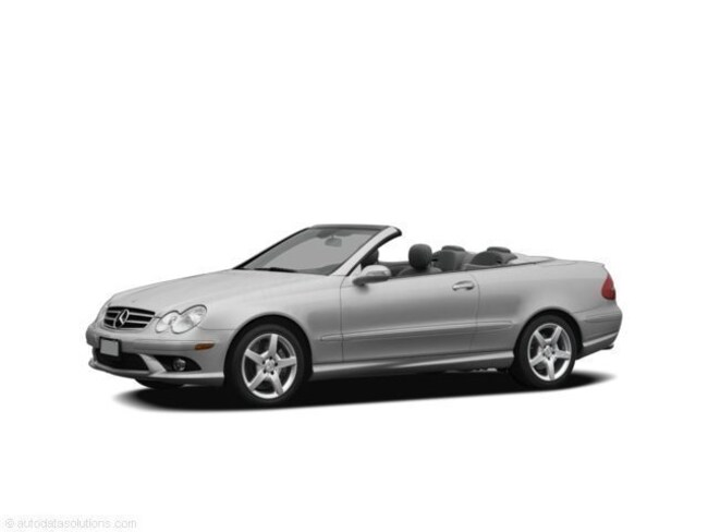 Used 2006 Mercedes-Benz CLK-Class Cabriolet 3.5L in Knoxville, TN