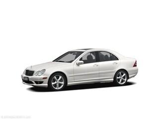 2006 Mercedes-Benz C-Class Luxury Sedan