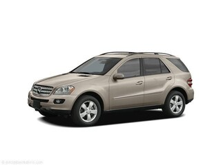 Pre-Owned 2006 Mercedes-Benz M-Class 3.5L SUV for sale in McKinney, TX