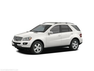 2006 Mercedes-Benz M-Class ML 350 4matic® AWD ML 350 4MATIC  SUV