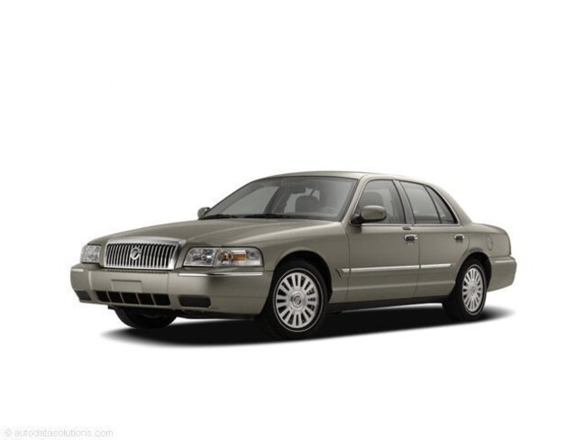 2006 Mercury Grand Marquis 4 Door Sedan Sedan