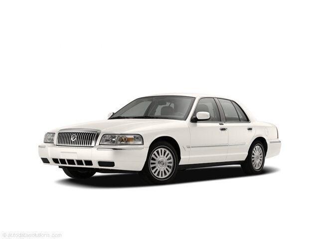 2006 Mercury Grand Marquis LS Sedan