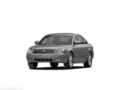 Used 2006 Mercury Montego Luxury Sedan 1MEFM40156G603815 near Jackson Township