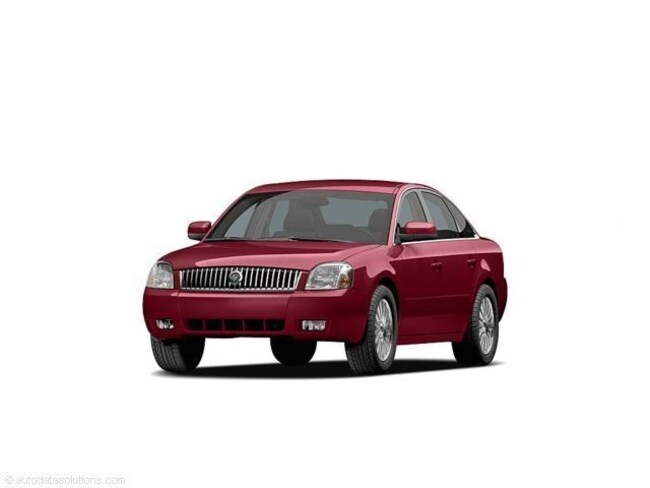 2006 Mercury Montego Luxury Sedan