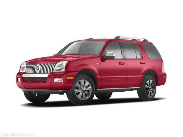 2006 Mercury Mountaineer Luxury V6 SUV
