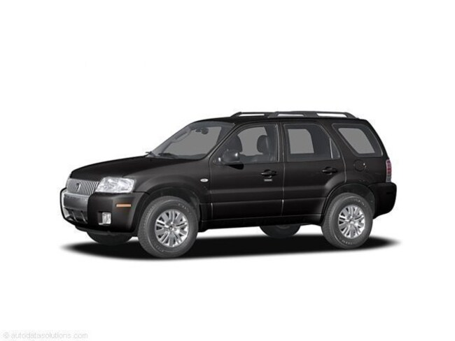 2006 Mercury Mariner Premier SUV