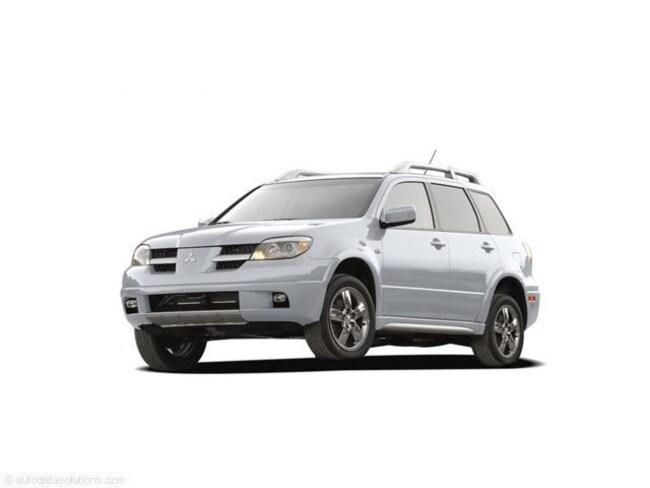 Used 2006 Mitsubishi Outlander SE SUV For Sale in Matteson, IL