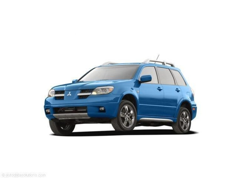 Used 2006 Mitsubishi Outlander SE SUV For Sale  Parkersburg, WV