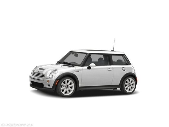 2006 MINI Cooper Hardtop 2dr Cpe S Car