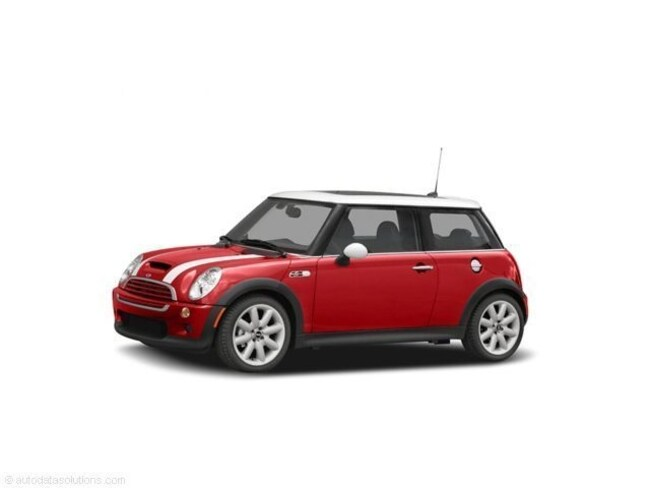 2006 MINI Cooper S Hard Top Hatchback