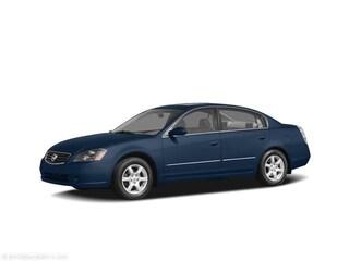 2006 Nissan Altima 2.5 SL Sedan
