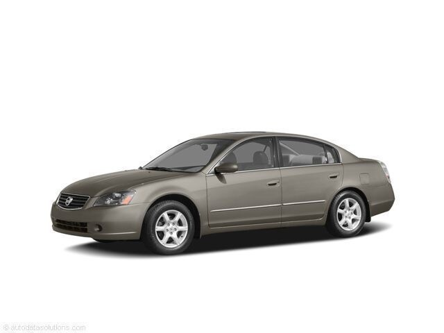 Used Vehicles for sale 2006 Nissan Altima 2.5 S Sedan in Brownsburg, IN