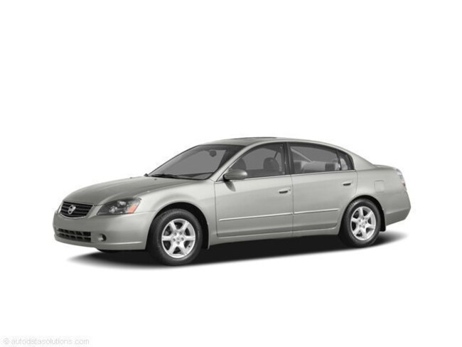 Used 2006 Nissan Altima 2.5 S Sedan Near Baltimore