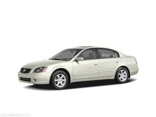 2006 Nissan Altima 2.5 S Sedan