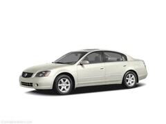 2006 Nissan Altima 3.5 Sedan