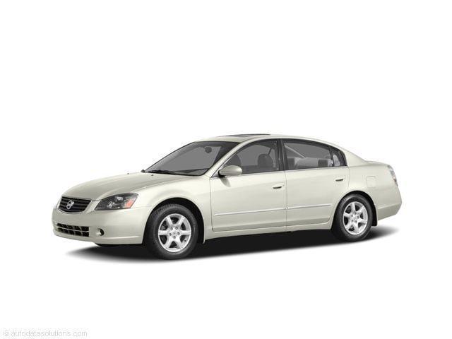 2006 Nissan Altima 3.5 SE Sedan