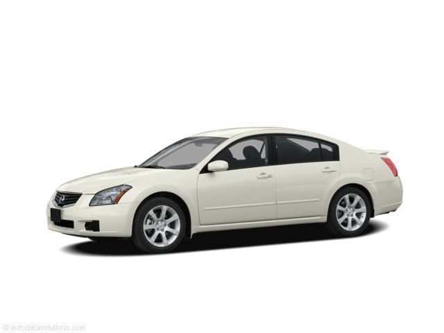 2006 Nissan Maxima 3.5 SE 3.5 SE  Sedan w/Automatic