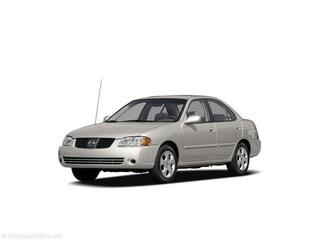 2006 Nissan Sentra Sedan