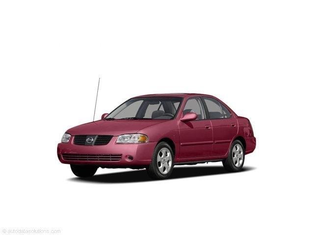 2006 Nissan Sentra 1.8S Sedan