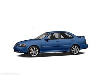 2006 Nissan Sentra SE-R Spec V Sedan