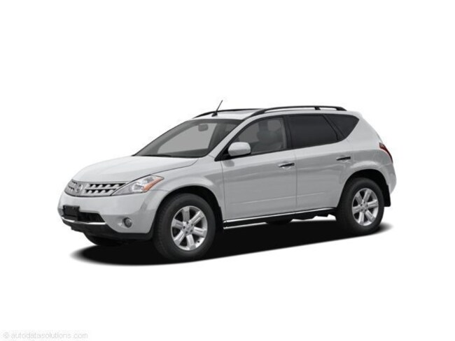 Used 2006 Nissan Murano SL SUV Eugene, OR