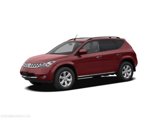 Used 2006 Nissan Murano SUV Near Baltimore
