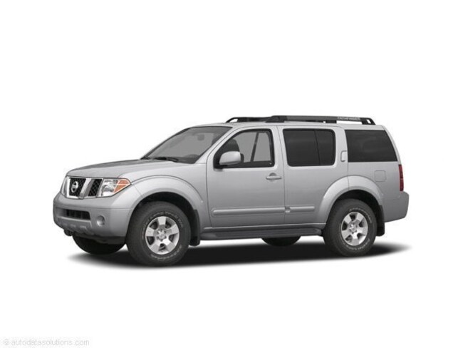Used vehicle 2006 Nissan Pathfinder SUV for sale near you in Lakewood, CO