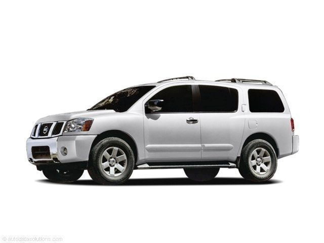 Used 2006 Nissan Armada LE 4WD SUV Union City
