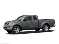 2006 Nissan Frontier SE King Cab V6 Auto 2WD Extended Cab Pickup