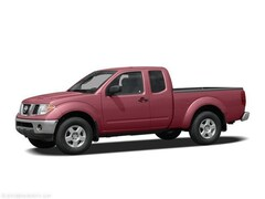 2006 Nissan Frontier SE Truck