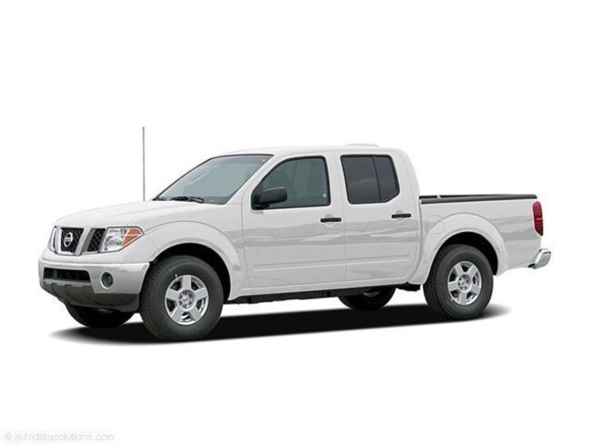 Used 2006 Nissan Frontier SE Truck Crew Cab Eugene, OR