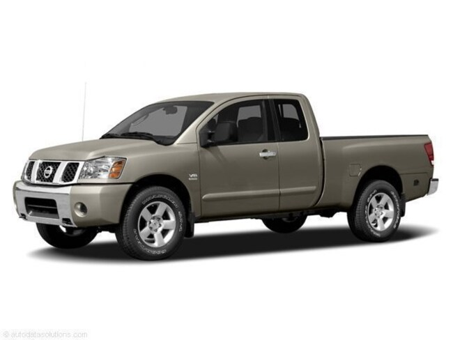Used vehicle 2006 Nissan Titan Truck King Cab for sale near you in Lakewood, CO