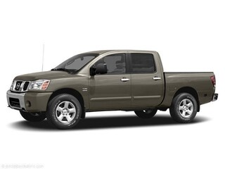 Used 2006 Nissan Titan SE SE Crew Cab 2WD FFV 1N6BA07A76N504204 for sale in Seneca, SC near Greenville, SC