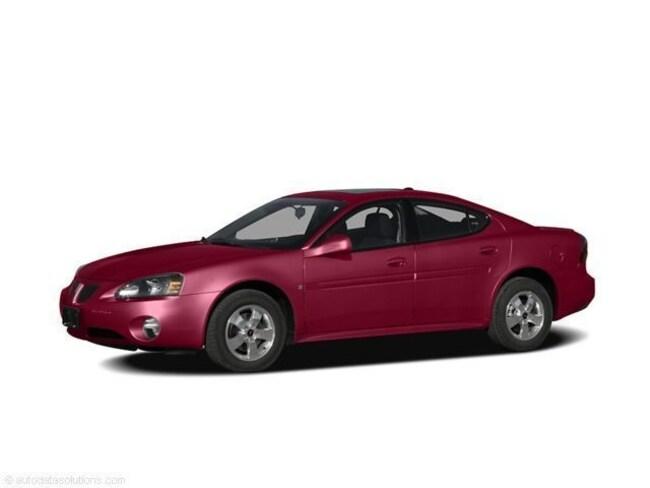 DYNAMIC_PREF_LABEL_AUTO_USED_DETAILS_INVENTORY_DETAIL1_ALTATTRIBUTEBEFORE 2006 Pontiac Grand Prix GT Sedan For sale near Saint Paul MN