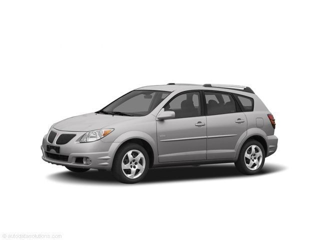 2006 Pontiac Vibe Base Hatchback