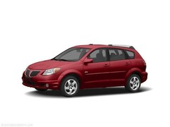 2006 Pontiac Vibe Base Hatchback